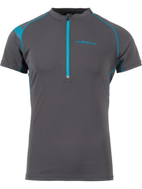 La Sportiva Advance - Camiseta Running Hombre - gris